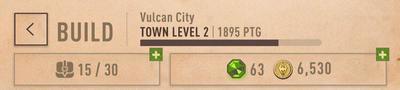 Vulcan City. Elder Scrolls: Blades.  by CptLovarTgai