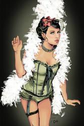 Collab - Le corset de Lyn by CookiesOChocola