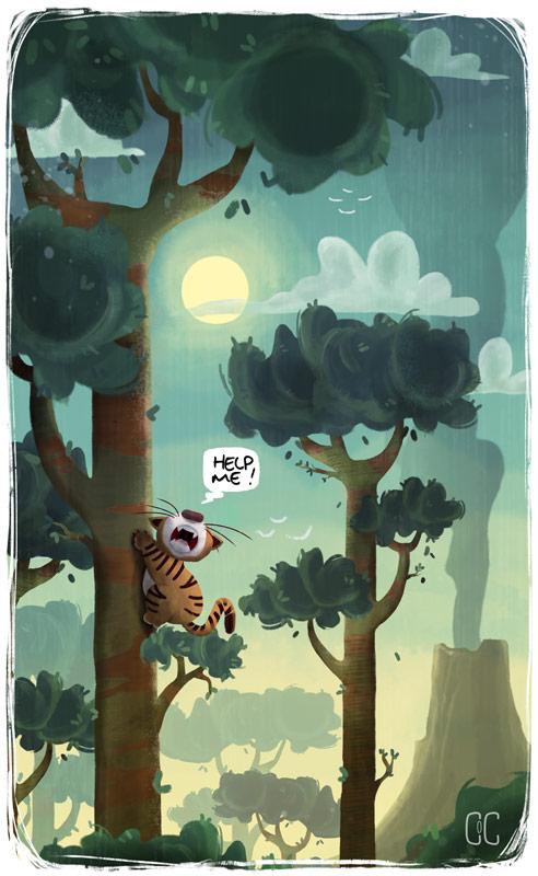 Help me ! by CookiesOChocola