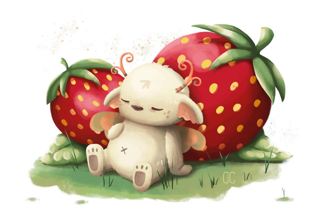 Strawberry dream by CookiesOChocola