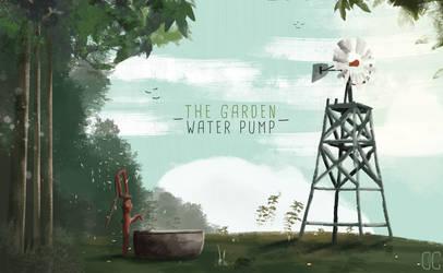 Water pump by CookiesOChocola