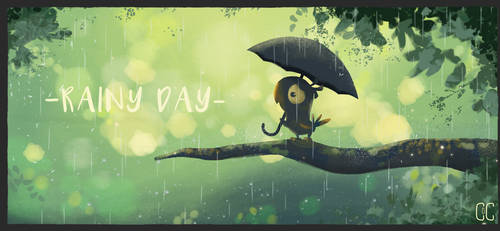 Rainy Day by CookiesOChocola