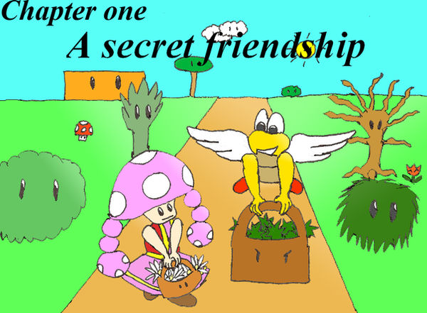 Toadette and Daize : Chapter 1