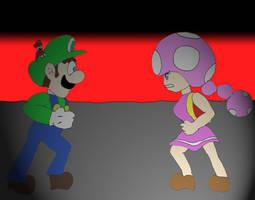 TR 27 - versus giant Luigi
