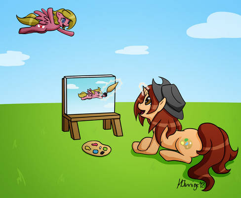 MLP: Creative Afternoon