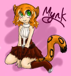 Mynk by AngelBless