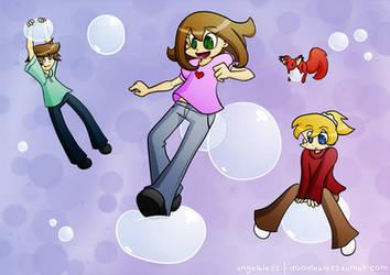 TrickSong - Bubbles