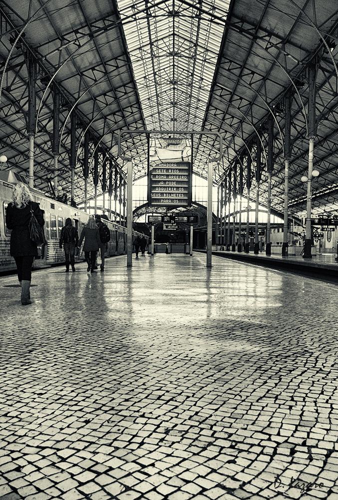 Departure by du-la