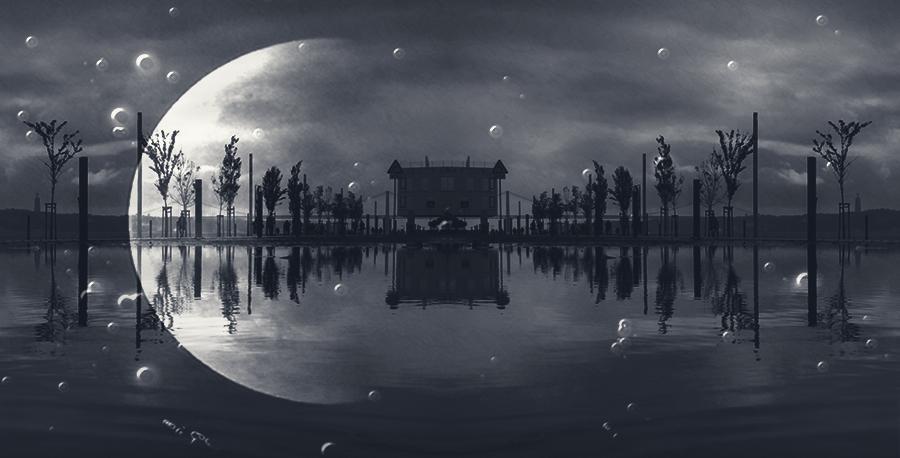 Moonlight over my dreams by du-la