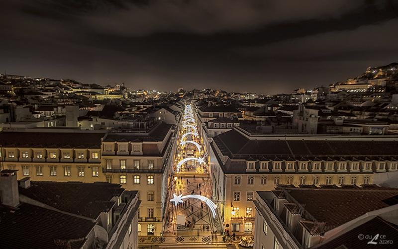 Lisbon by night by du-la