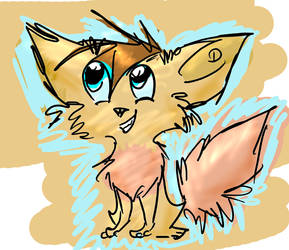 I m cute by Rokki