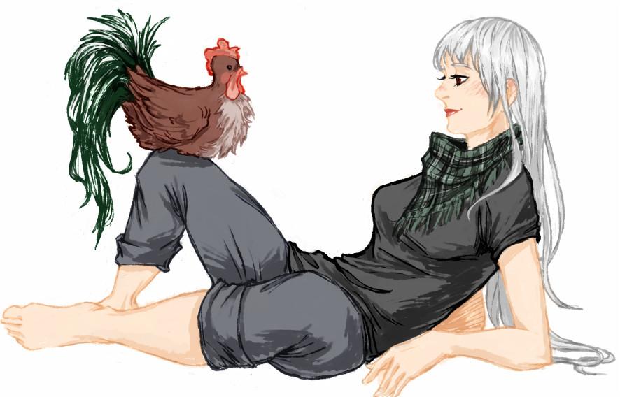 Chicks dig it. by Zieberich