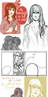 APH: Hungary scribbles by Zieberich