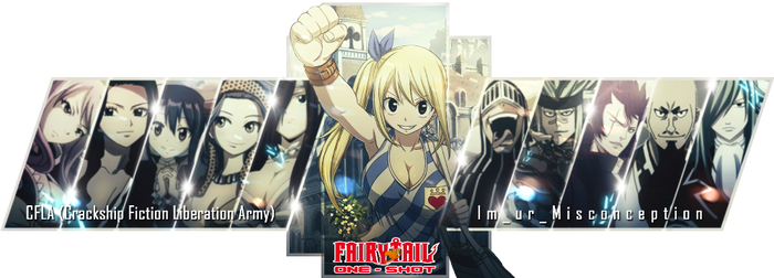 Fairy Tail (Fanfictions) Banner