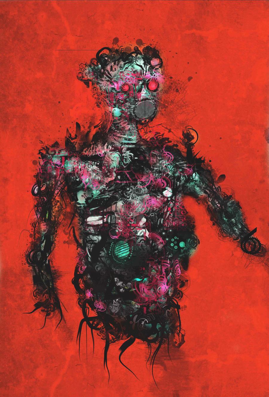 Robot Torso by Nonsense-Prophet
