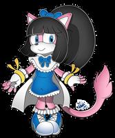 (COMM) Sonic SA Style.:Nina Violet:. by MimiGuerrero