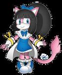 (COMM) Sonic SA Style.:Nina Violet:.