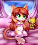 Concurso de Little Tails 5 .:Cute Audrey:.