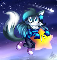 (AT) .:Melody The Wolf:. by MimiGuerrero