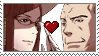 Miriel/Gregor stamp by The-Sprite-Lady