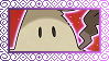 Mimikyu stamp by The-Sprite-Lady