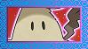Mimikyu stamp by The-Sprite-Lady