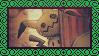 Mimikyu stamp 2 by The-Sprite-Lady