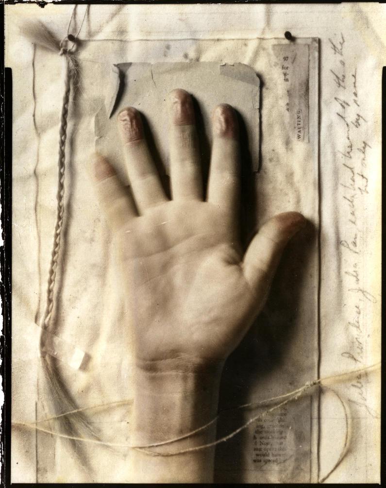 Evidence- prints by lauren-rabbit
