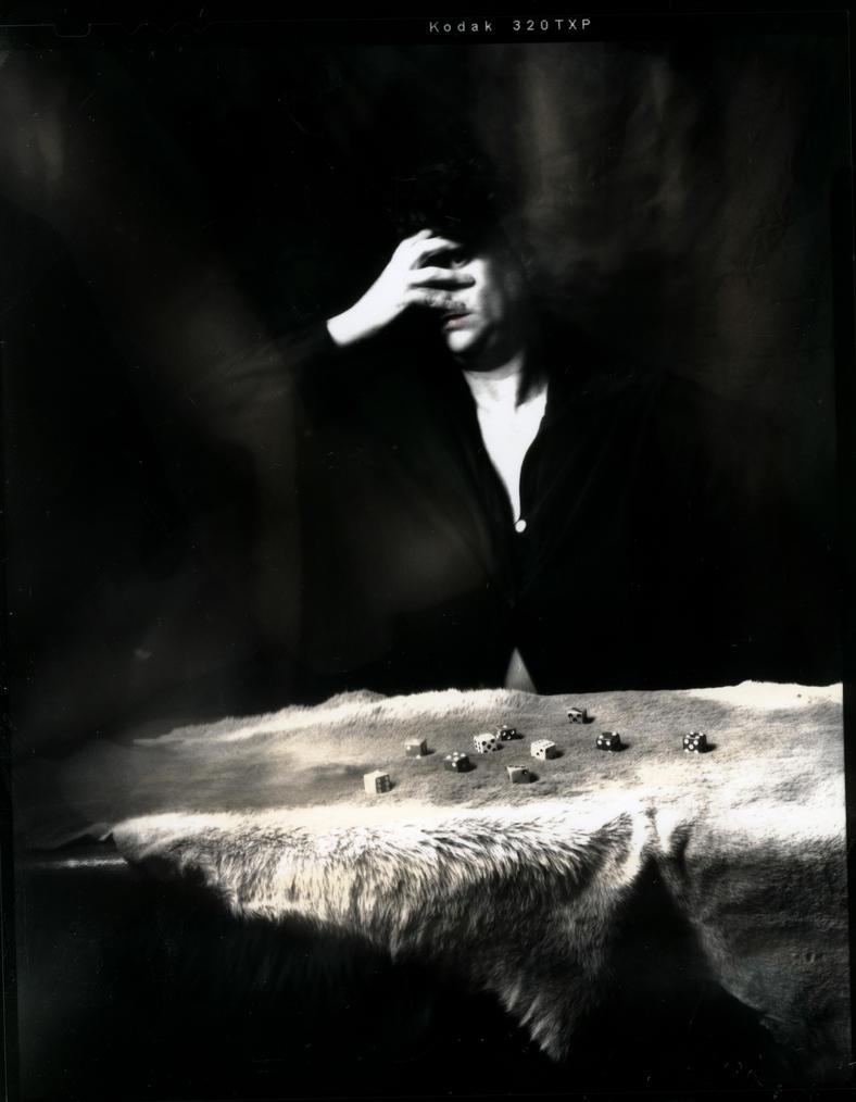 spirit photograph-peek by lauren-rabbit