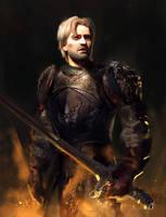 Jamie Lannister Fan-art by MDanecka