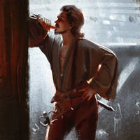 Musketeer by MDanecka