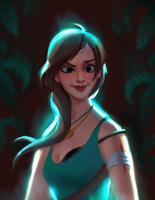 Lara01 by MDanecka