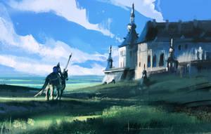 Arrival by MDanecka