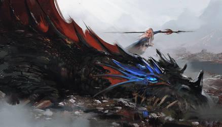 Kill the beast by MDanecka