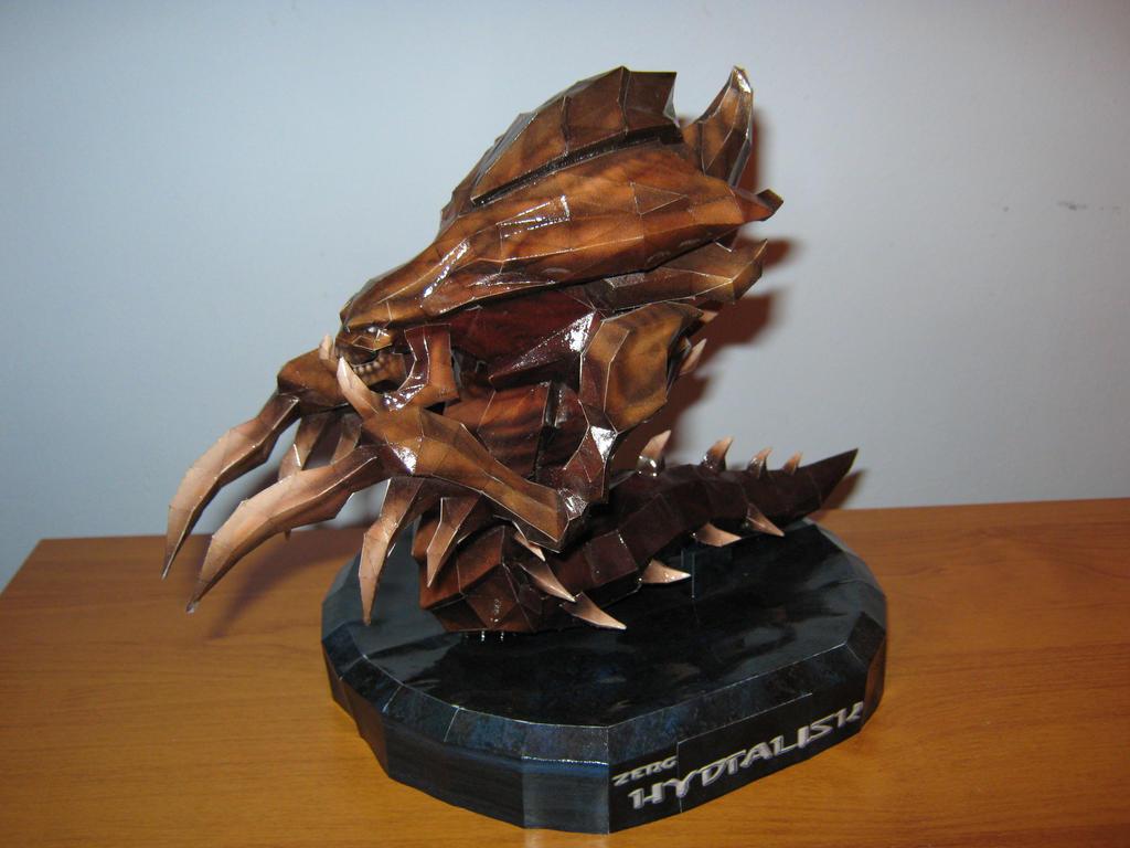Zerg Hydralisk by Nethear
