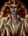 Redhead Vampire Guy