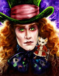 Mad Hatter and Dormouse