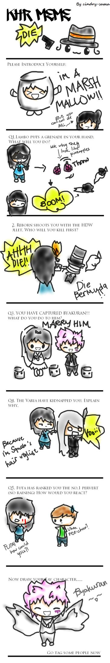 KHR Meme By Cindry Sama by guardianangel29