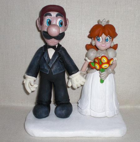 Luigi  Daisy Cake Topper by RowlandCooney