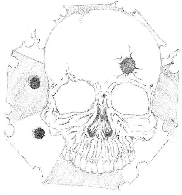 Umbrella Logo tattoo by Joethepirate
