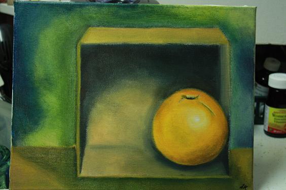 Oranje by fermented-elegance