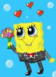 A Dapper Sponge