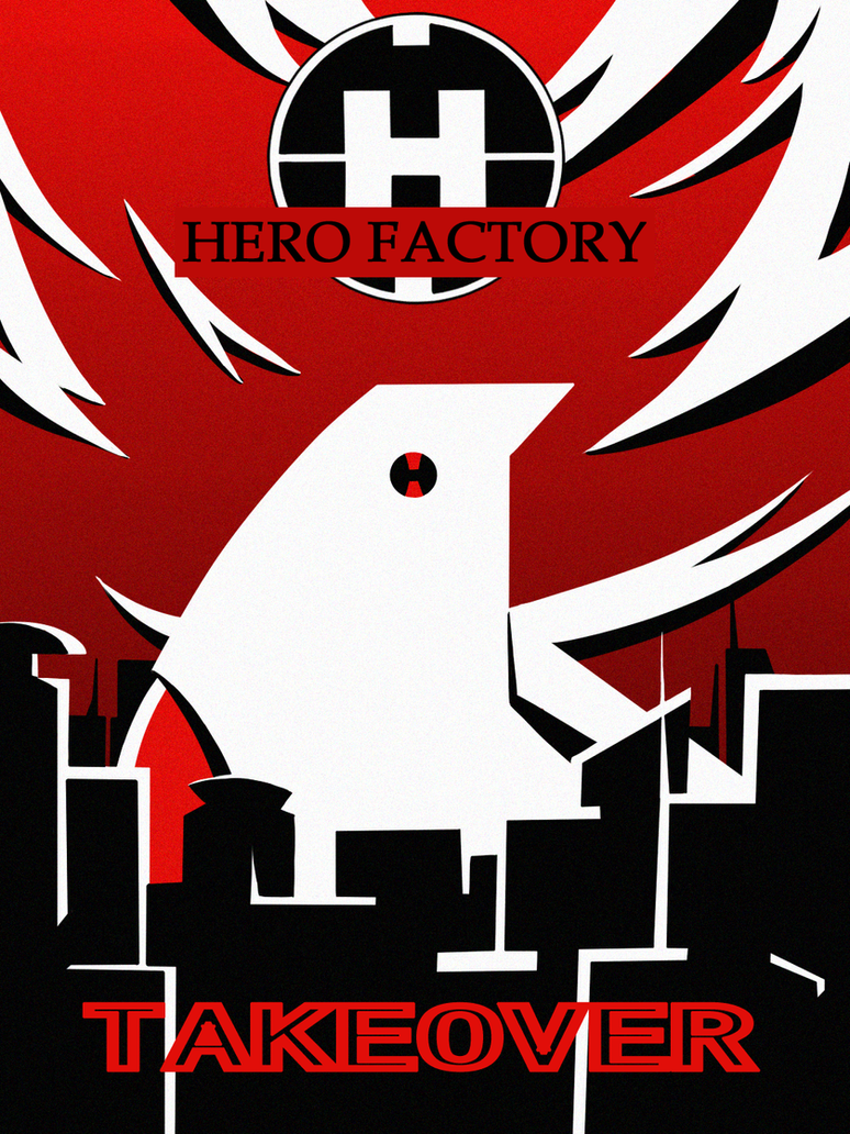 Hero Factory: Takeover by Kalhiki