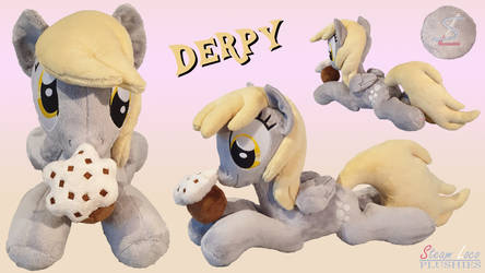 Derpy with magnetic muffin