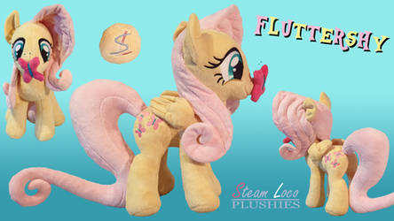 Fluttershy with magnetic butterfly