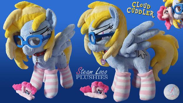 Cloud Cuddler Plushie