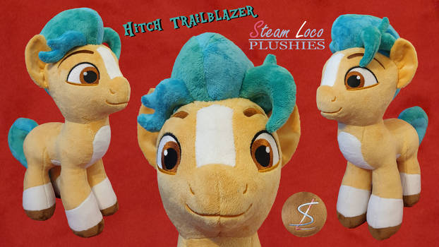 Hitch Trailblazer Plushie