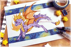 Fanart | Spyro the dragon!