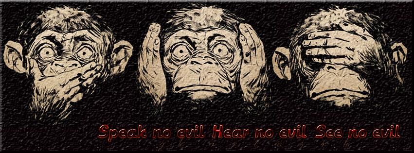 wise monkeys Facebook ...