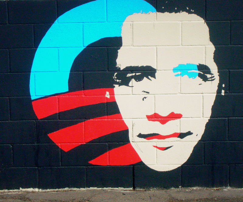 Obama by vuittonplaya
